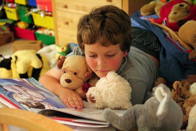 raising eager readers,