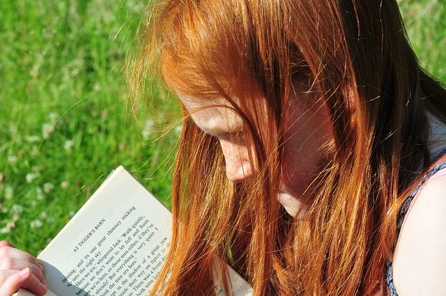 story and character formation, selfhood and book, self-image and books, girls and books,