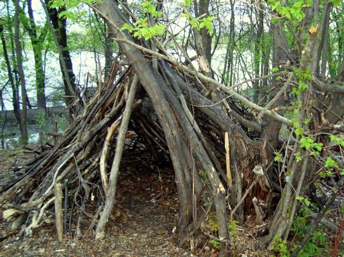 kid huts,