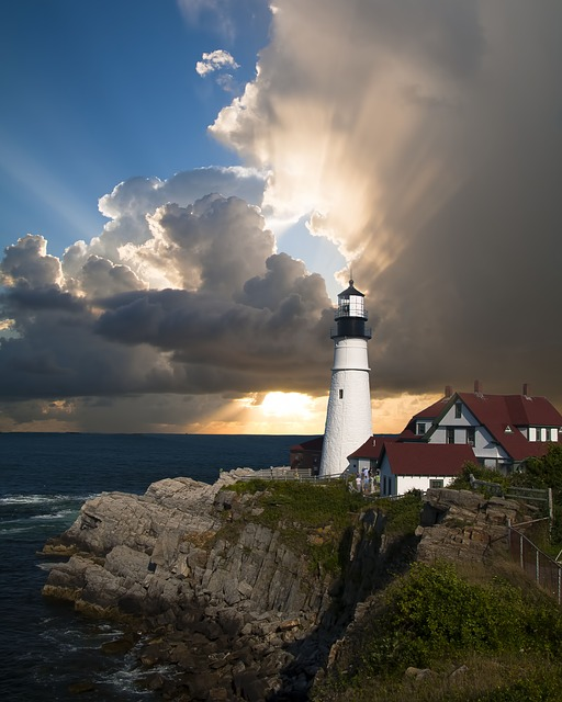 thanks Dad, dad as lighthouse,