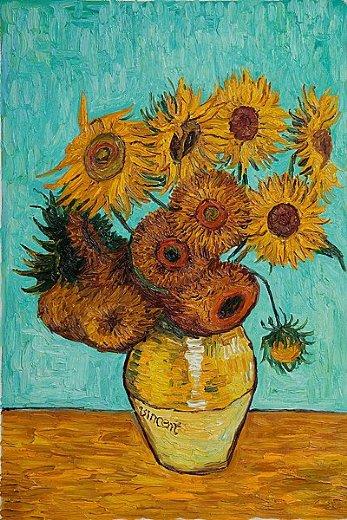 Essay on van gogh sunflowers