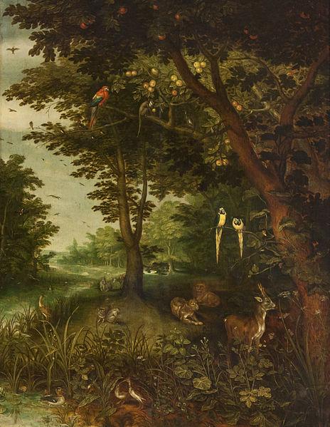 animal capacities, Eden,