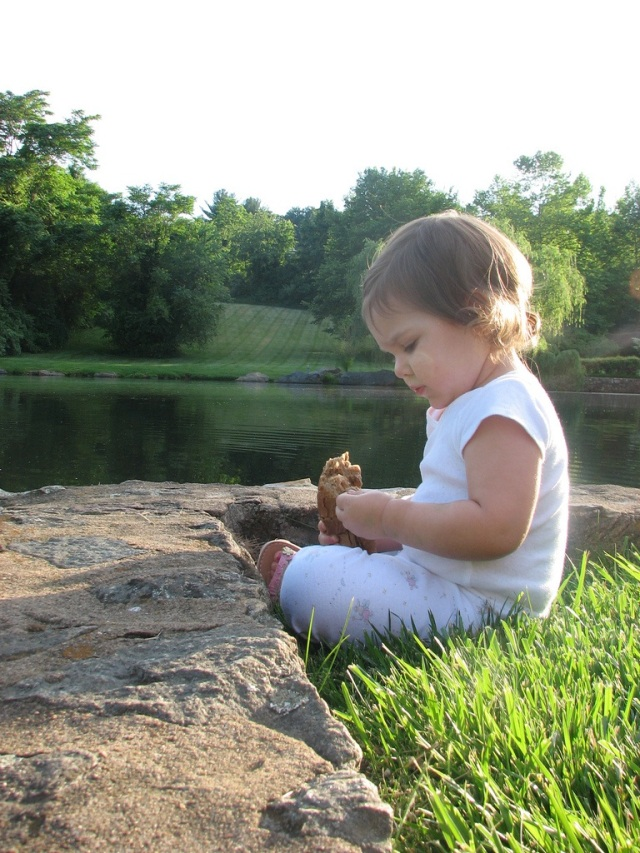fresh air benefits, outdoors every day, cold air good for sleep, babies sleep better outside,