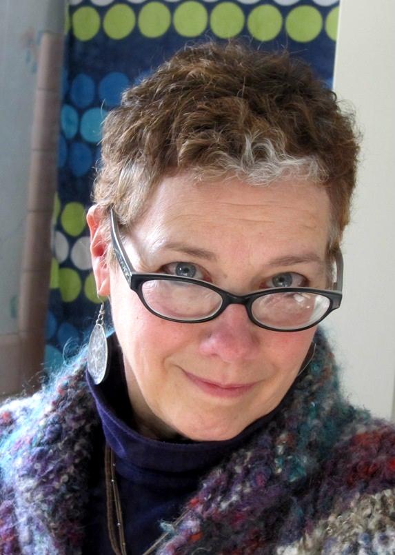 Unraveling Y, acrostic poet, Amy Heath,