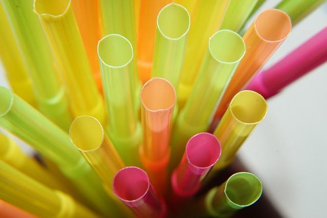 straw up nose, kids wearing straws, toddler humor,
