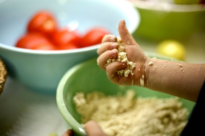Hands on ways to make healthy food fun.