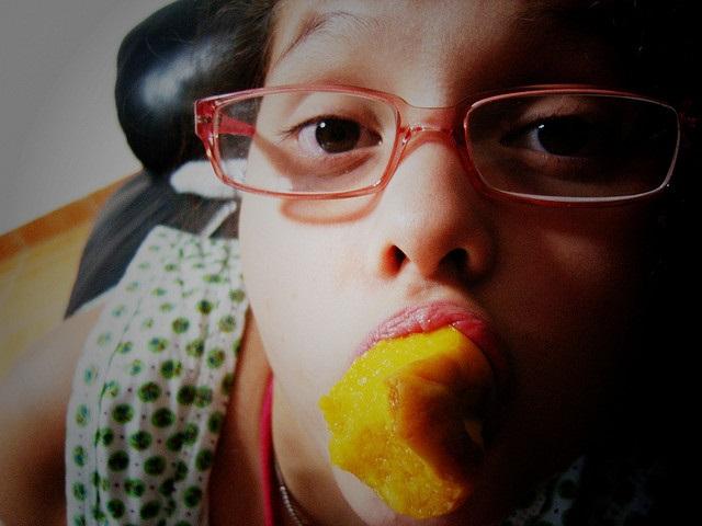 Healthy food fun for kids.