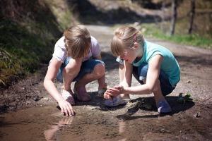 raise nature loving kids