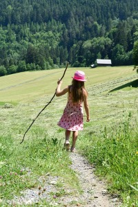 developing kids' love of nature