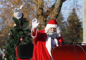 Preserve the Santa myth without lying