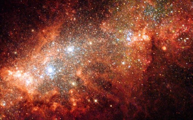 Hubble telescope poem