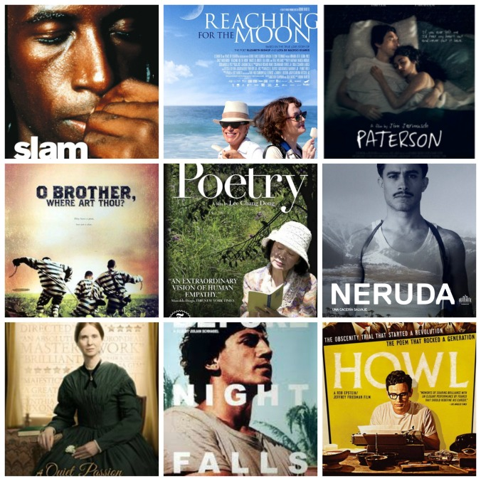 36 poetry-infused films
