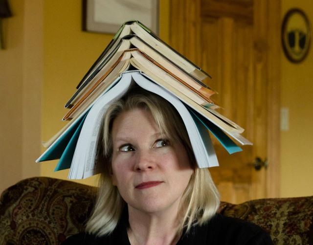 book zombie Laura Grace Weldon